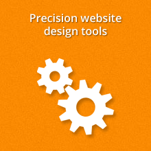 precision website design tools