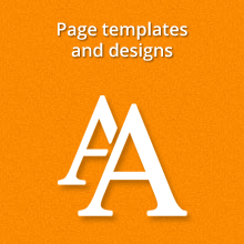 templates and sitestyles