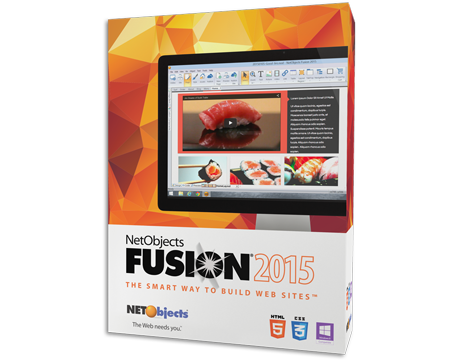 website design software netobjects fusion