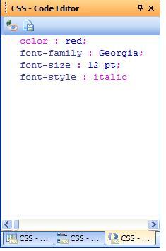 Css Font Italic