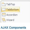 Fusion 11 AJAX Components