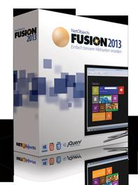 NetObjects Fusion 2013 webseitenerstellung software
